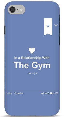 In Relationship With The Gym Phone Case