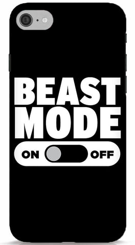 Beast Mode On iPhone 6/6S Case