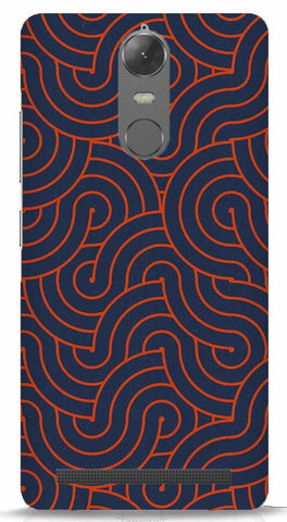 Almost Spiral Lenovo Vibe K5 Note Case