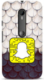 Shelter Wood Custom Snapcode Phone Case