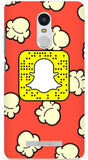 Popcorn Custom Snapcode Phone Case