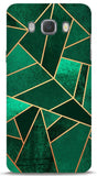 Green Glass Web iPhone 6/6S Case