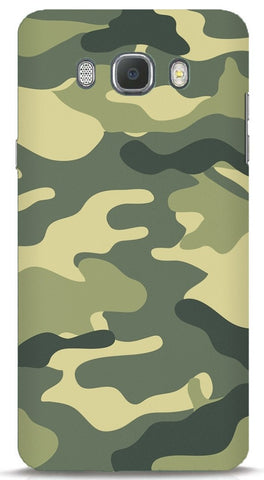 Camo Samsung Galaxy On8 Case