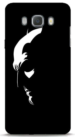 Batman In The Dark Samsung J7 2016 Case