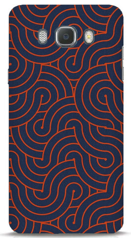 Almost Spiral Samsung J7 2016 Case