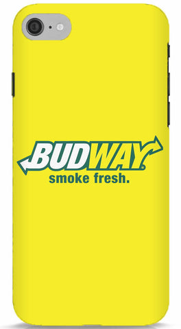 Budway - Smoke Fresh Phone Case