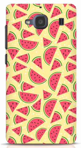 Watermelon Slices Xiaomi Redmi 2/Prime Case