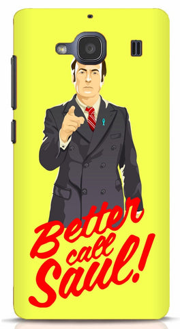 Better Call Saul Xiaomi Redmi 2/Prime Case