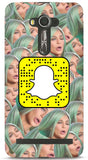 Kylie Jenner Faces Custom Snapcode Phone Case