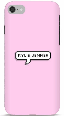 Kylie Jenner Text Bubble iPhone 6/6S Case