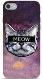 Space Cat Meow Phone Case