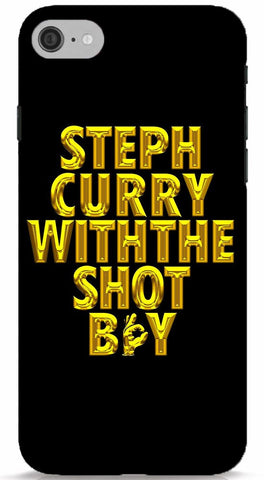Steph Curry With The Shot Boy iPhone 6/6S Case