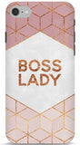 Boss Lady Samsung Galaxy Note 5 Case