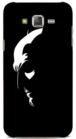 Batman In The Dark Samsung J7 2015 Case