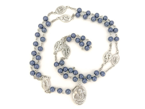 Seven Sorrows Chaplet...and a Move!