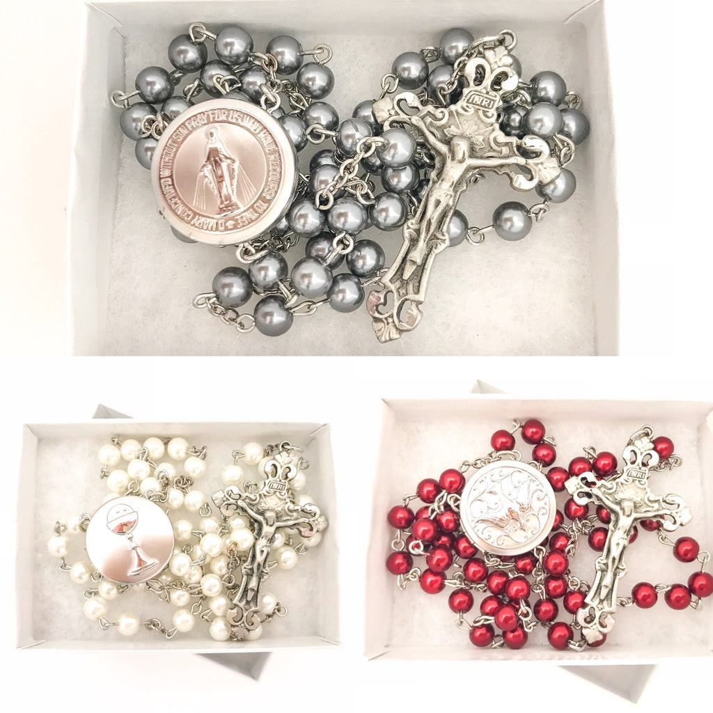 Locket Rosaries