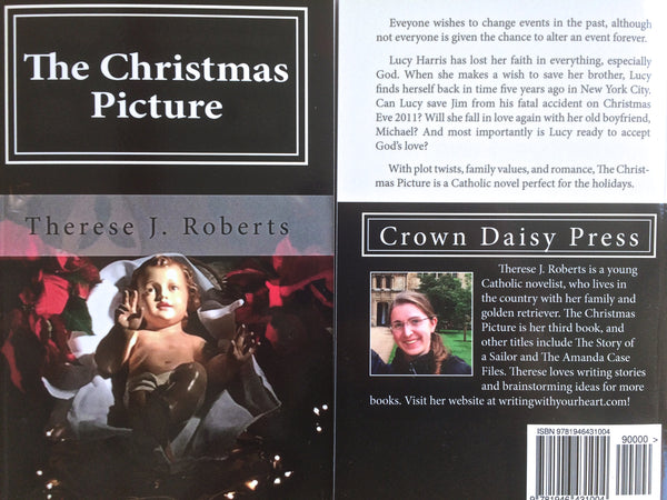 The Christmas Picture by Therese J. Roberts