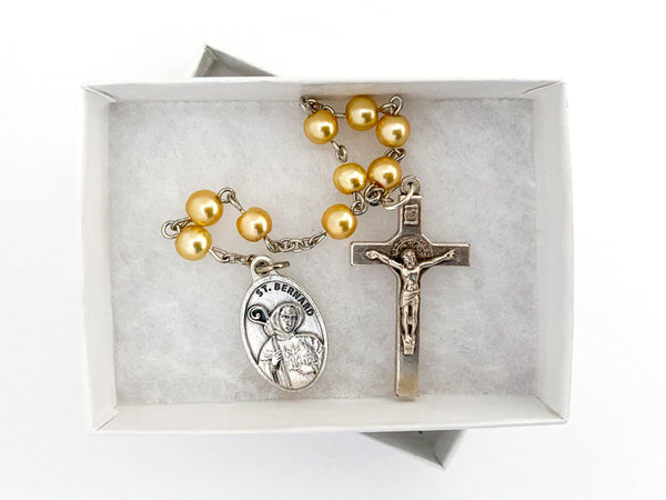 St Bernard of Clairvaux Catholic Chaplet