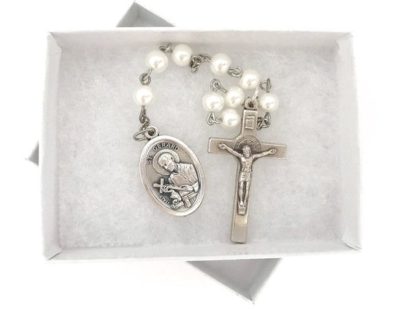 St Gerard Catholic Chaplet for Mothers