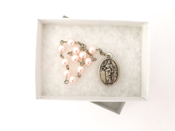 St Rose of Lima Catholic Chaplet