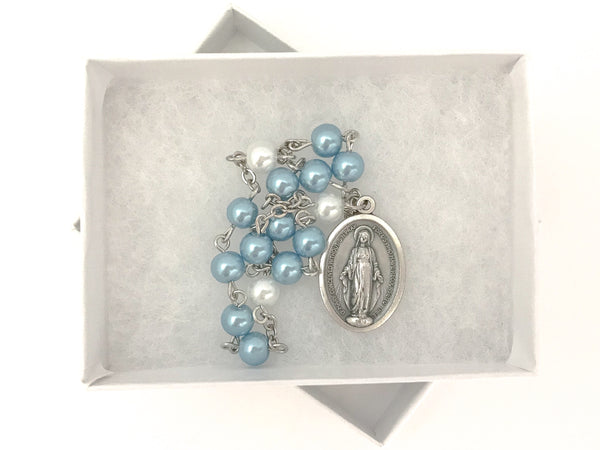 Little Crown of Mary Catholic Chaplet