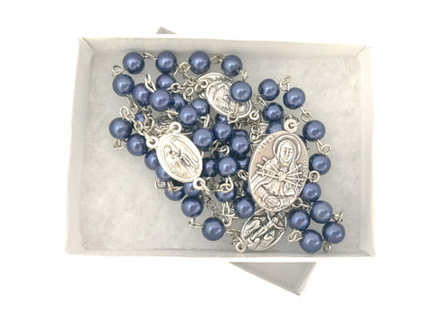 Seven Sorrows of Mary Chaplet (Dolor Rosary)