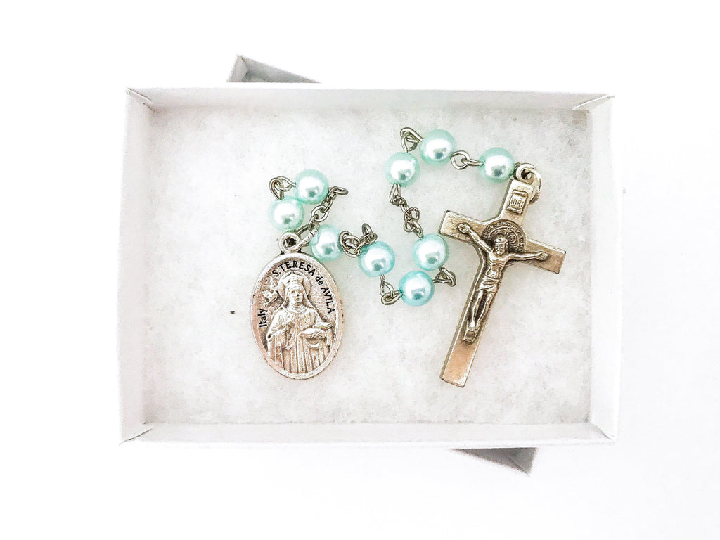 St Teresa of Avila Catholic Chaplet