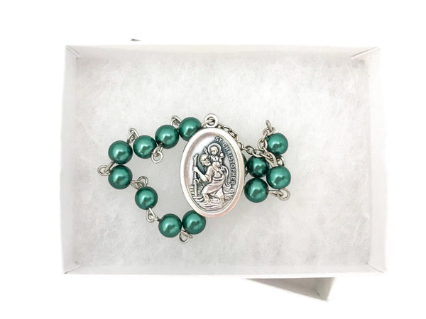 St Christopher Auto Catholic Chaplet