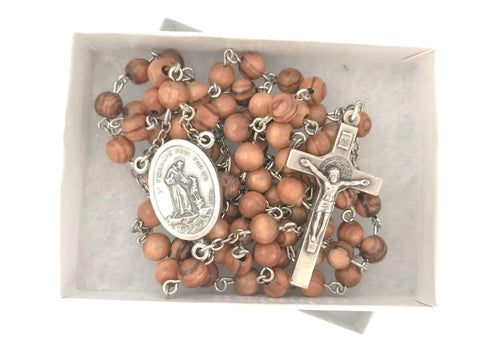 Franciscan Crown Chaplet (Seven Decade Rosary)