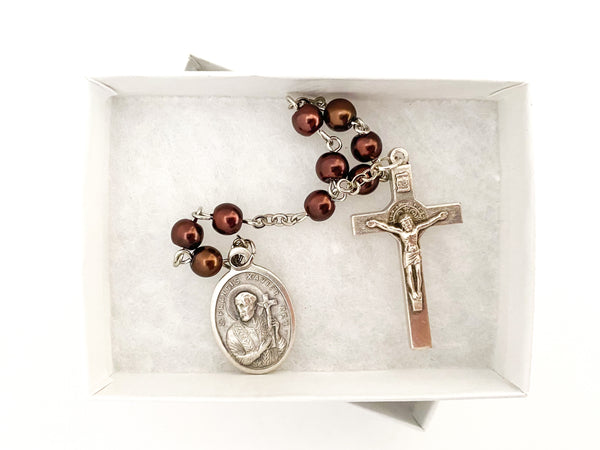 St Francis Xavier Catholic Chaplet for Missionaries