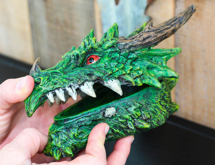 Dragon Head Stash Box