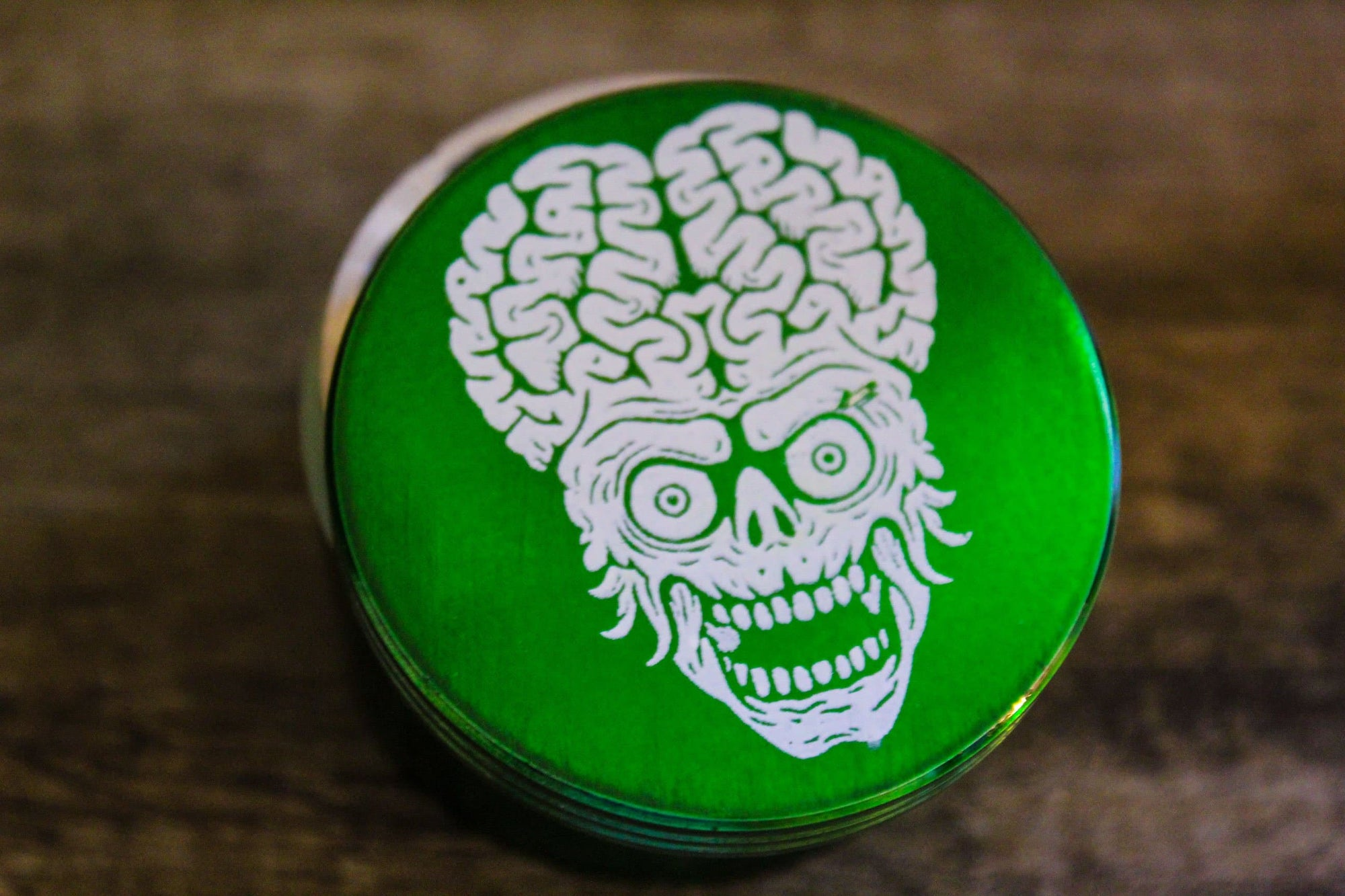 Mars Attacks! Grinder