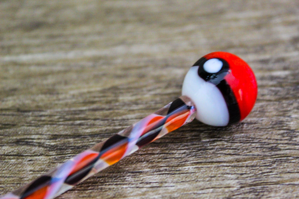 Pokeball Dab Tool
