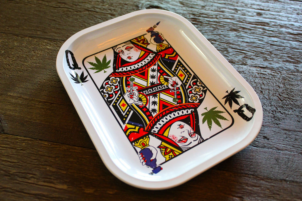 Royalty Rolling Tray