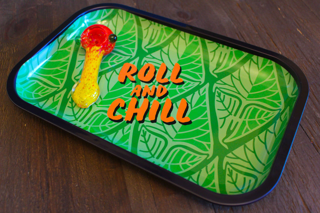 Roll and Chill Rolling Tray