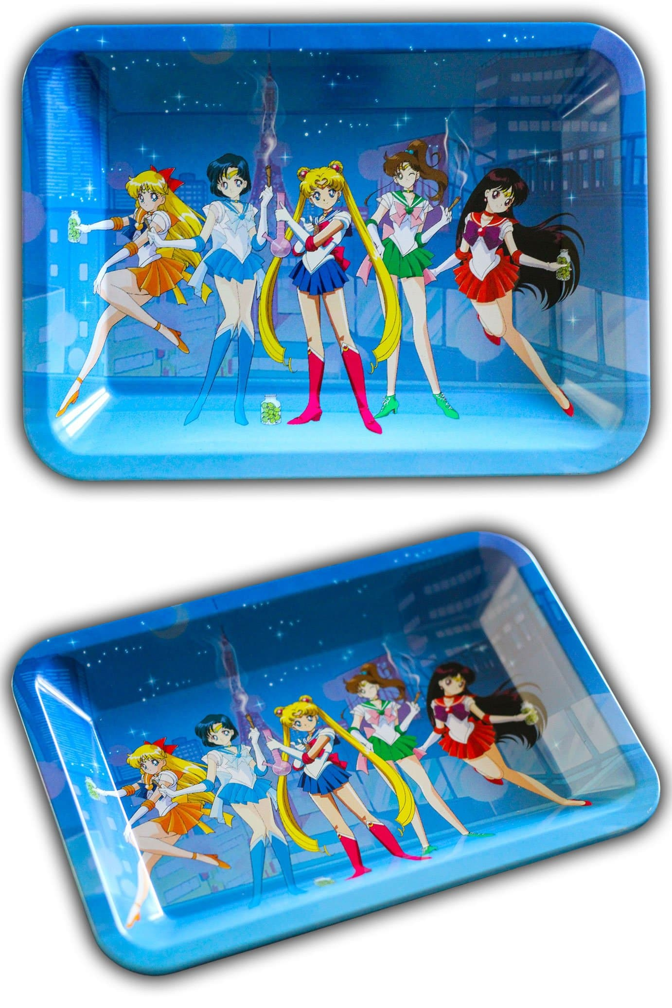 Sailor Moon Squad Rolling Tray
