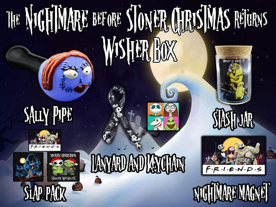 Nightmare Before Stoner Christmas Returns Box