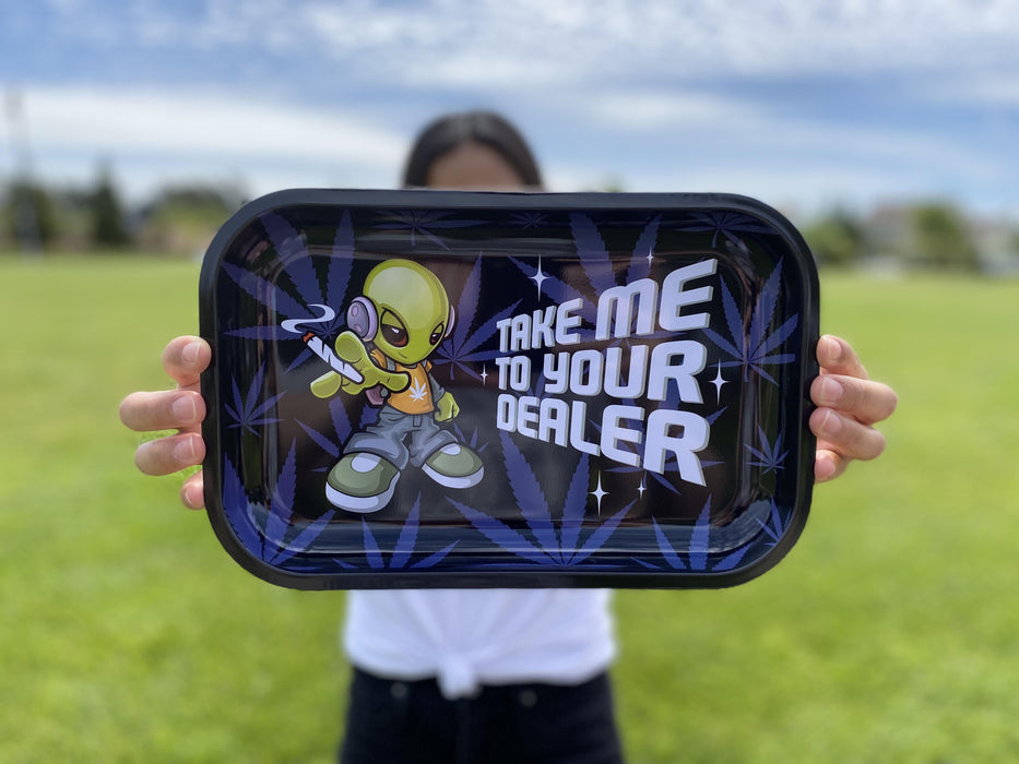 E.T. Rolling Tray