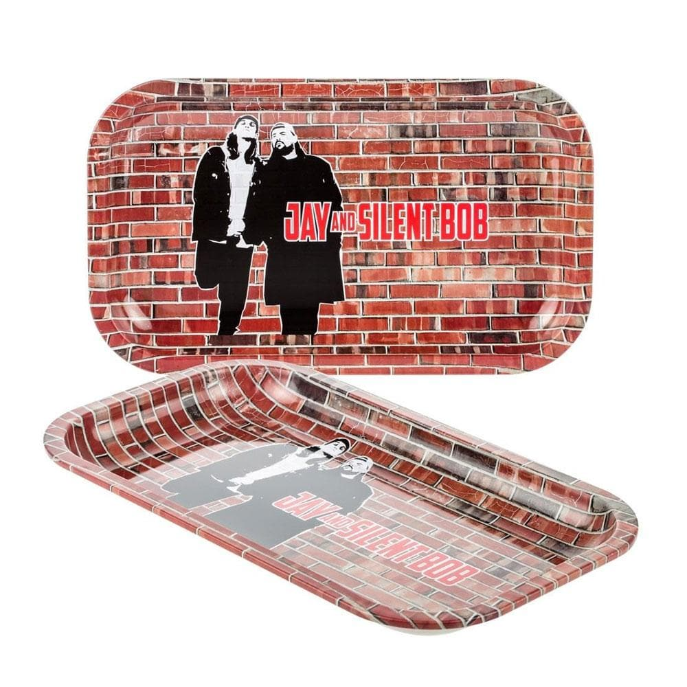 Jay and Silent Bob Rolling Tray
