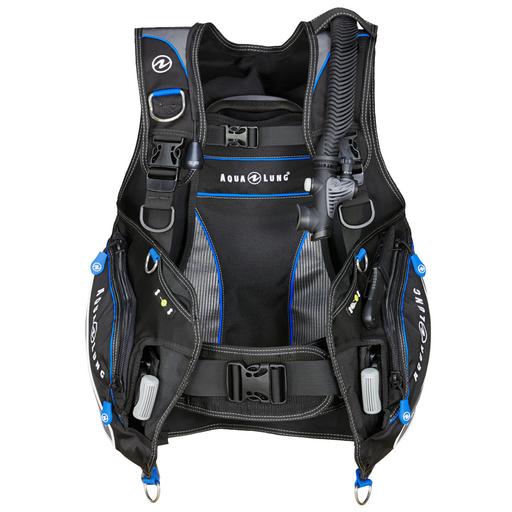 Aqua Lung Pro HD BCD w/ patented SureLock Mechanical Weight Release