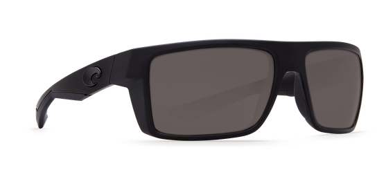 Costa Motu Blackout, Gray 580G Sunglasses, Glass