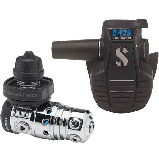 Scubapro MK25 EVO DIN 300/D420 Dive Regulator System