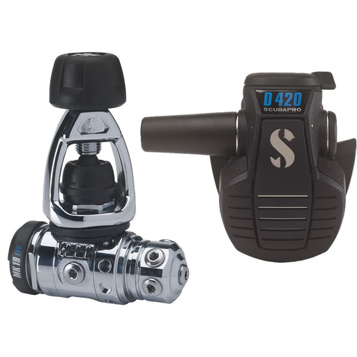 Scubapro MK19 EVO/D420 Dive Regulator System