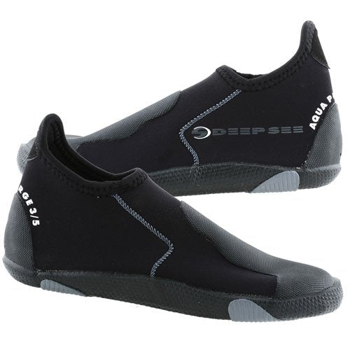 Deep See by Aqua Lung Aqua Purge 3/5 mm Men's Boots for Scuba Diving Snorkeling