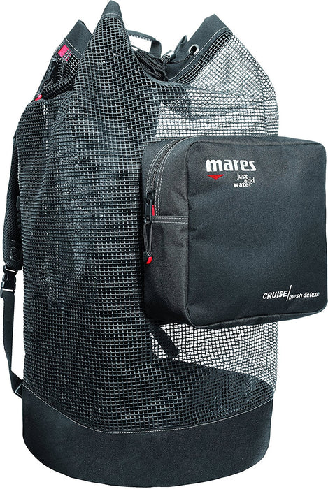Mares Cruise Backpack Mesh Deluxe Scuba Diving Luggage