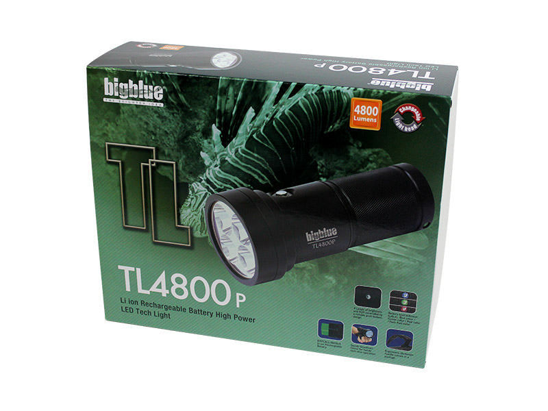 Bigblue TL4800P Technical Light