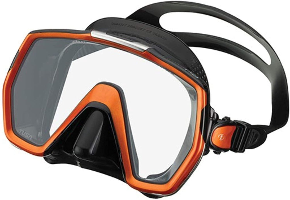 Tusa Freedom HD Scuba Diving Mask