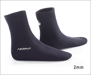 Akona 2mm High-cut Sock
