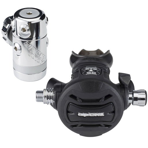 Apeks XTX 50 Din Scuba Diving Regulator w/ DST