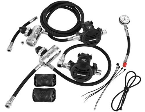Apeks Sidemount System Regulator